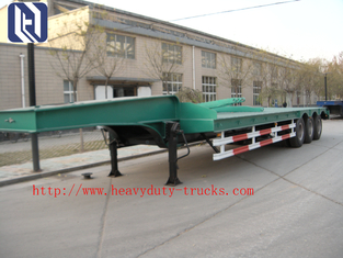 Κίνα Fence cargo trailer Light Self - Weight Cargo Semi Trailer Truck Used In Logistic Industry προμηθευτής
